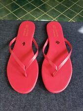 Lauren Conrad Women's Pink Flip Flops Sandals Sz9  New