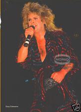 vtg Ozzy Osbourne Pinup hair heavy metal 80's sabbath