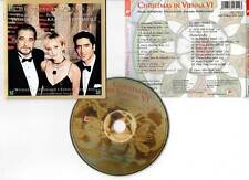 CHRISTMAS IN VIENNA VI (CD) Domingo,Kaas,Fernandez 1999