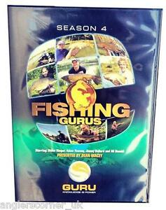Guru - Fishing Gurus Season 4 / Coarse Fishing DVD
