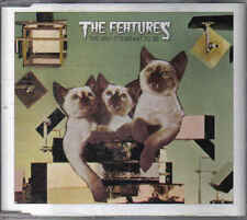 The Features- The Way its meant To Be cd maxi single