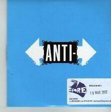 (CV425) Dr. Dog, That Old Black Hole - 2012 DJ CD