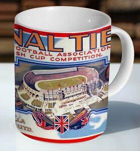 1924 FA Cup Final Ceramic Coffee Mug - Cup