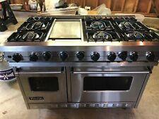 New ListingViking 48 Vgsc4876Gss Range W Hood, 6 Burners And Griddle, Local Pickup Ctnynj