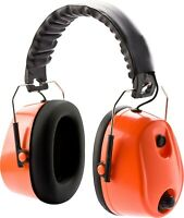 Electronic Safety Ear Muffs Noise Reduction Protection Hearing Shooting