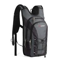 15L Outdoor EDC Hydration Backpack With 2.5L Water Bladder Hiking Camping Pack