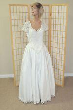 Venus Wedding Dress/Gown Size 12W - White w/Beads - New