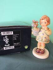 "Hummel Figurine Exclusive Edition 1992/93 Hum463, ""My Wish Is Small"" Tmk7, W/Box"