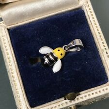 Women's Silver Pendant 'Bee' Quality Stamped