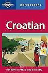 Lonely Planet Croatian Phrasebook (Lonely Planet Phrasebooks) by Lonely Planet