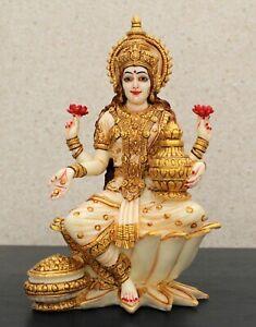 Goddess Lakshmi Statue Home Decor Goddess of Wealth Best Diwali Gift Statues