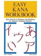 Easy Kana Workbook: Basic Practice In Hiragana And Katakana For Japanese Lang...