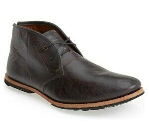 Timberland Boot Company Men's Wodehouse Chukka Leather Lace Up Boots Size 11