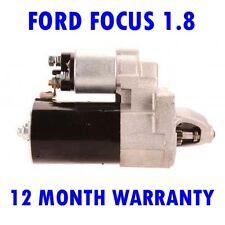 Ford focus 1.8 2.0 1998 1999 2000 2001 2002 2003 2004 starter motor