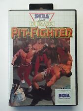 Pit-Fighter - Sega Master System