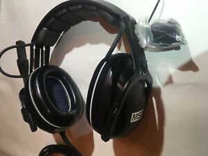 msa sordin Noise Cancelling Headphones With Mic Type1 En352-1 Prefessional