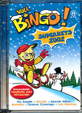 Voll Bingo Superhits 2002 DVD Scooter Kylie Minogue Britney Spears Westlife etc.