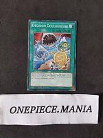 Yu-Gi-Oh! décision douloureuse sr04-fr027 1st