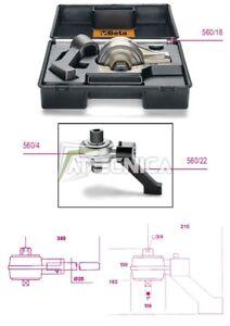 Multiplicateur de couple Beta 560/C4+ 2700 Nm droitiers/gauchiers rapport 5:1