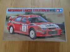 TAMIYA TAMIYA Lancer Evolution VI WRC 1:24 Car Model Kit NEW