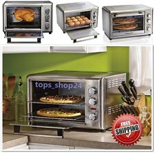 Countertop Oven w/ Convection Electrics Commercial Kitchen Cooking Multiple Food