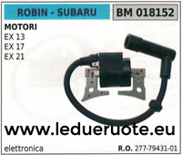 Subaru 269-79430-31 310158 Bobina per motore EH12-17 Robin