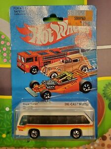 HOT WHEELS Rapid Transit # 3256 VINTAGE 1982 Hot Ones MALAYSIA NIP RARE NEW 1:64