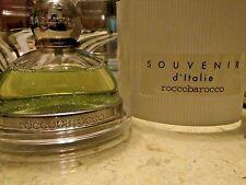 SOUVENIR d'Italie by Roccobarocco 2.54 oz / 75 ml eau de parfum spray New