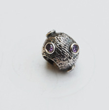 "Genuine Pandora Charm ""Purple Moonscape"" - 79160ACZ - retired"