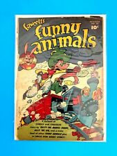 FUNNY ANIMALS #56 FAWCETT COMICS 1948 FR