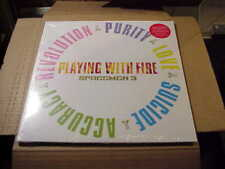 LP:  SPACEMEN 3 - Playing With Fire   NEW SEALED REISSUE + download
