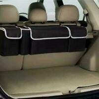 Car Interior Accessories Back Seat Storage Box Bag Oxford Trunk Car Organiz K7D7