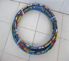 10 Hula Hoops Exercise Sports Hoop Cartoon Design 45cm