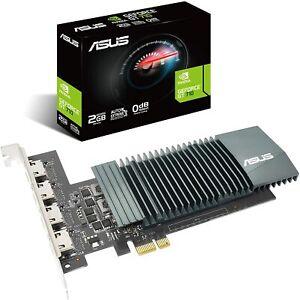 ASUS NVIDIA GeForce GT 710 2GB GDDR5 90YV0E60-M0NA00 Graphics Card