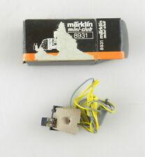 Marklin Mini-Club Z Scale #8931 Lighted End Track Bumper   T26