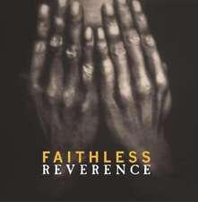 FAITHLESS REVERENCE DOPPIO VINILE LP 180 GRAMMI NUOVO SIGILLATO