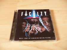CD Soundtrack The Faculty - Trau keinem Lehrer - 1998