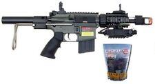 JG CQP AEG Airsoft Rifle with 5,000 .20g BB's