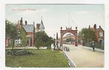 Beverly,U.K.New Walk,East Riding of Yorkshire,c.1909