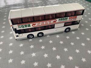 Hong Kong wonders Chinese Model bus boxed