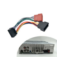 pour Sony autoradio stéréo 16 pin faisceau connecteur iso loom CDX MDX MEX XR