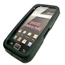 Silikon TPU Handy Hülle Cover Case in Schwarz für Samsung S5830 Galaxy Ace