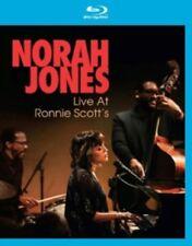 Norah Jones Live at Ronnie Scott's Scotts New Region B Blu-ray