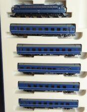 Escala N Tomix 92027 Set de Tren Rápido Locomotora Ef 66 + 5 Vagón Jnr Japan,