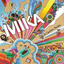 MIKA - LIFE IN CARTOON MOTION (NEW CD)