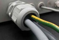Wiska TKE/P32 Grey Plastic meter Tails gland kit 25mm + 16mm earth IP68