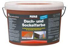PUFAS Dach- und Sockelfarbe 5 L 954 Sandstein