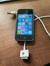 Apple iPhone 4s - 32GB - Black - model: A1387