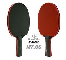 Xiom Champion M7.0S Table Tennis ShakeHand Ping Pong Racket, Paddle , Bat, Blade