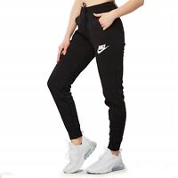 NIKE WOMENS CASUAL FLEECE TROUSERS SWEAT PANTS JOGGERS WITH TAGS M